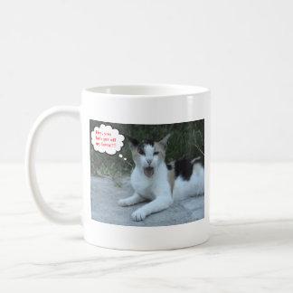 Rose Cat Mug