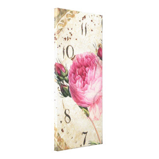 Rose Centifolia Gallery Wrapped Canvas