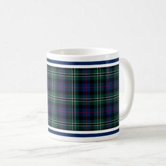 Rose Clan Hunting Tartan Coffee Mug