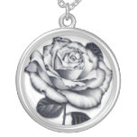 Rose Close-up Necklace