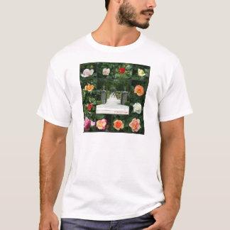 Rose collage T-Shirt