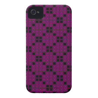 Rose Color Tiles iPhone 4 Case-Mate Cases