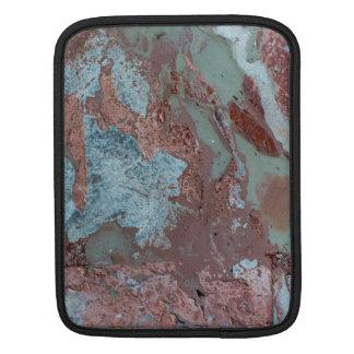 Rose Colored Marble iPad Sleeve