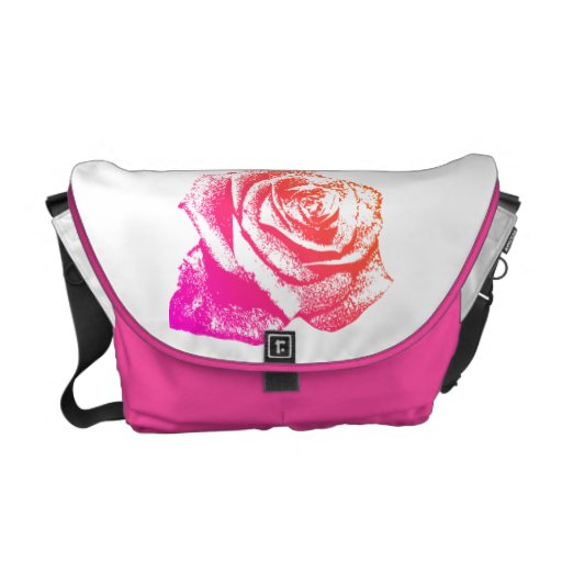 Rose Commuter Bags