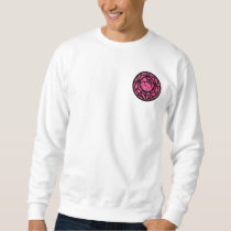 Rose Crest Sweatshirt