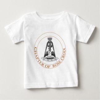 Rose Croix  Symbol Infant T-shirt
