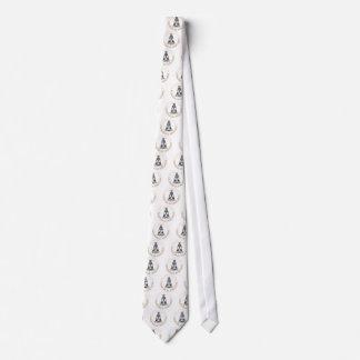 Rose Croix  Symbol Neck Tie