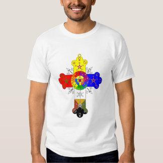 Rose Cross Lamen Shirt