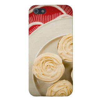 Rose Cupcake iPhone Case