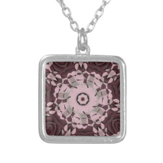 Rose Cutout Feb 2013 Personalized Necklace