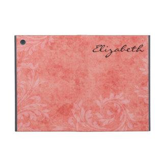 Rose Damask Pattern iPad Mini Covers