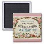 Rose de Provance un perfume francés Iman