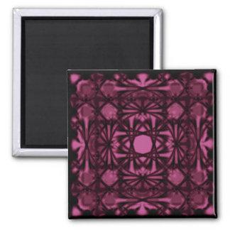 Rose Deco Shamrock Magnet