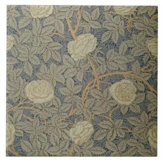 'Rose' design Ceramic Tile