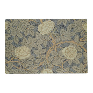 'Rose' design Laminated Place Mat