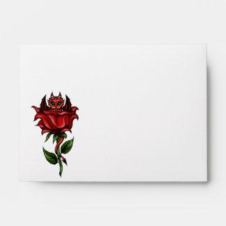 Rose Dragon Envelopes