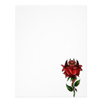 Rose Dragon Letterhead
