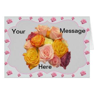 Rose Dram Card