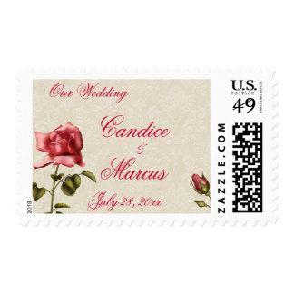 Rose Elegance Stamps