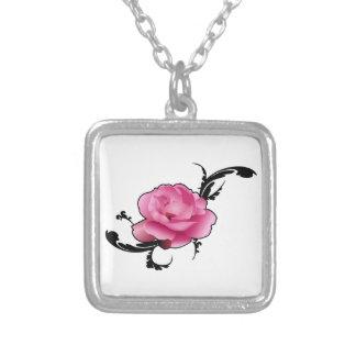 Rose Embellishment Custom Jewelry