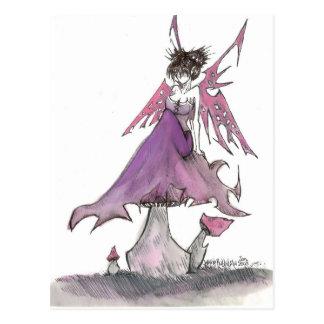 rose faerie postcards
