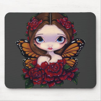 """Rose Fairy"" Mousepad"