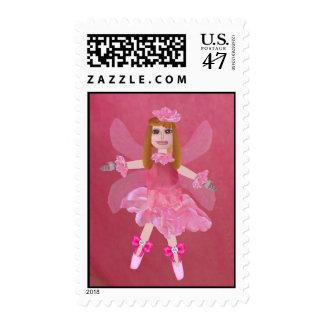 Rose Fairy Postage