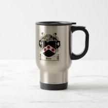 Rose Family Crest Mug