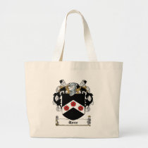 Rose Family Crest Bag