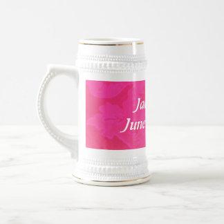 Rose Fantasy BRIDAL Beer Stein