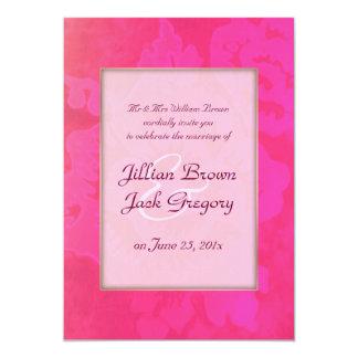 Rose Fantasy WEDDING Custom Invite