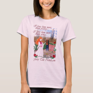 Rose & Fish Valentine T-Shirt