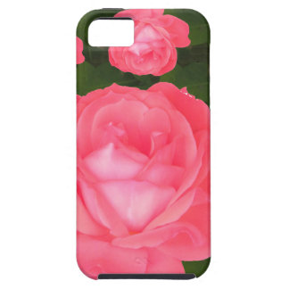 Rose Flower Bunch  TEMPLATE DIY add TEXT GREETING iPhone 5 Case