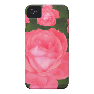 Rose Flower Bunch  TEMPLATE DIY add TEXT GREETING iPhone 4 Covers