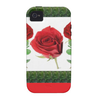 ROSE FLOWER Case-Mate iPhone 4 COVERS