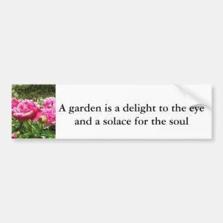 ROSE - flower close up Car Bumper Sticker