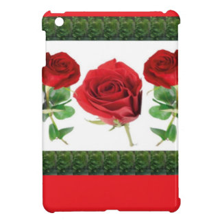 ROSE FLOWER COVER FOR THE iPad MINI