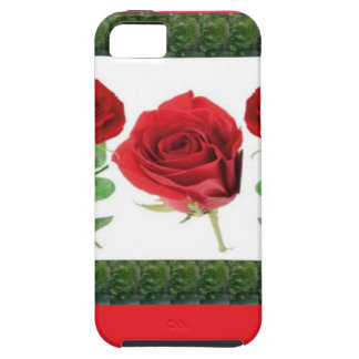 ROSE FLOWER iPhone 5 COVER