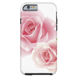 Rose Flower Tough iPhone 6 Case