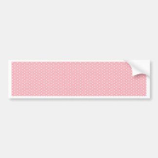 Rose flowers bumper sticker