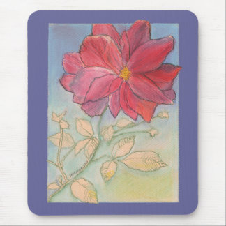 Rose Full Bloom Mouse Pad