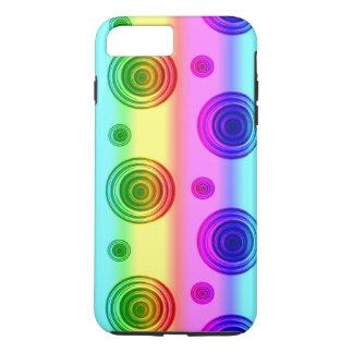 rose fusion iPhone 8 plus/7 plus case