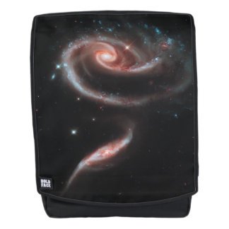 Rose Galaxy Backpack