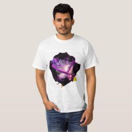 rose galxy T-Shirt