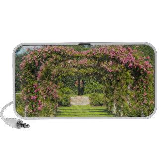 Rose Garden Arches Speaker