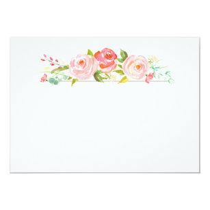 Blank invitations zazzle rose garden blank card stopboris Image collections