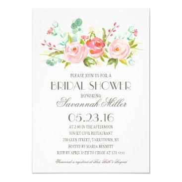 NBpaperco Rose Garden | Bridal Shower Card