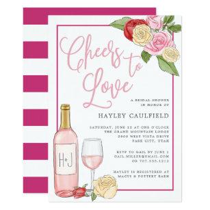a64741572b45 Wine Themed Bridal Shower Invitations