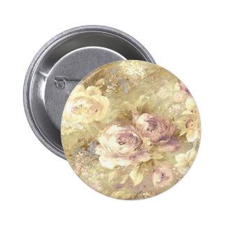 Rose Garden Button