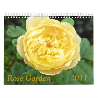 Rose Garden Calendars